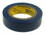 Elektroizolační páska samolepící PVC, 15mm x 10m, barva tmavě modrá.