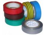 Elektroizolační páska samolepící PE, 15mm x 20m, barva světle modrá.