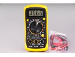 Multimetr digitální pro měření A, V, ohm, akustická signalizace